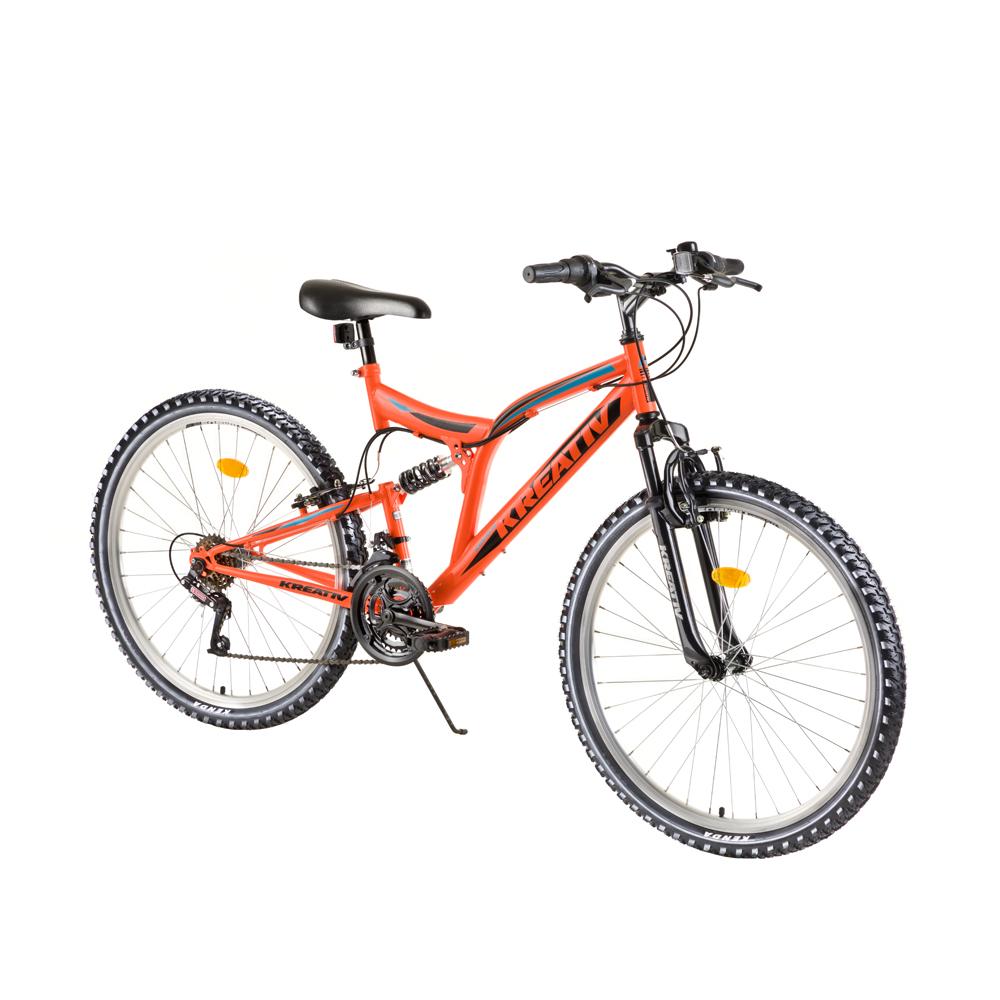 kreativ 2641 26 vollgefedertes fahrrad modell 2018 insportline. Black Bedroom Furniture Sets. Home Design Ideas