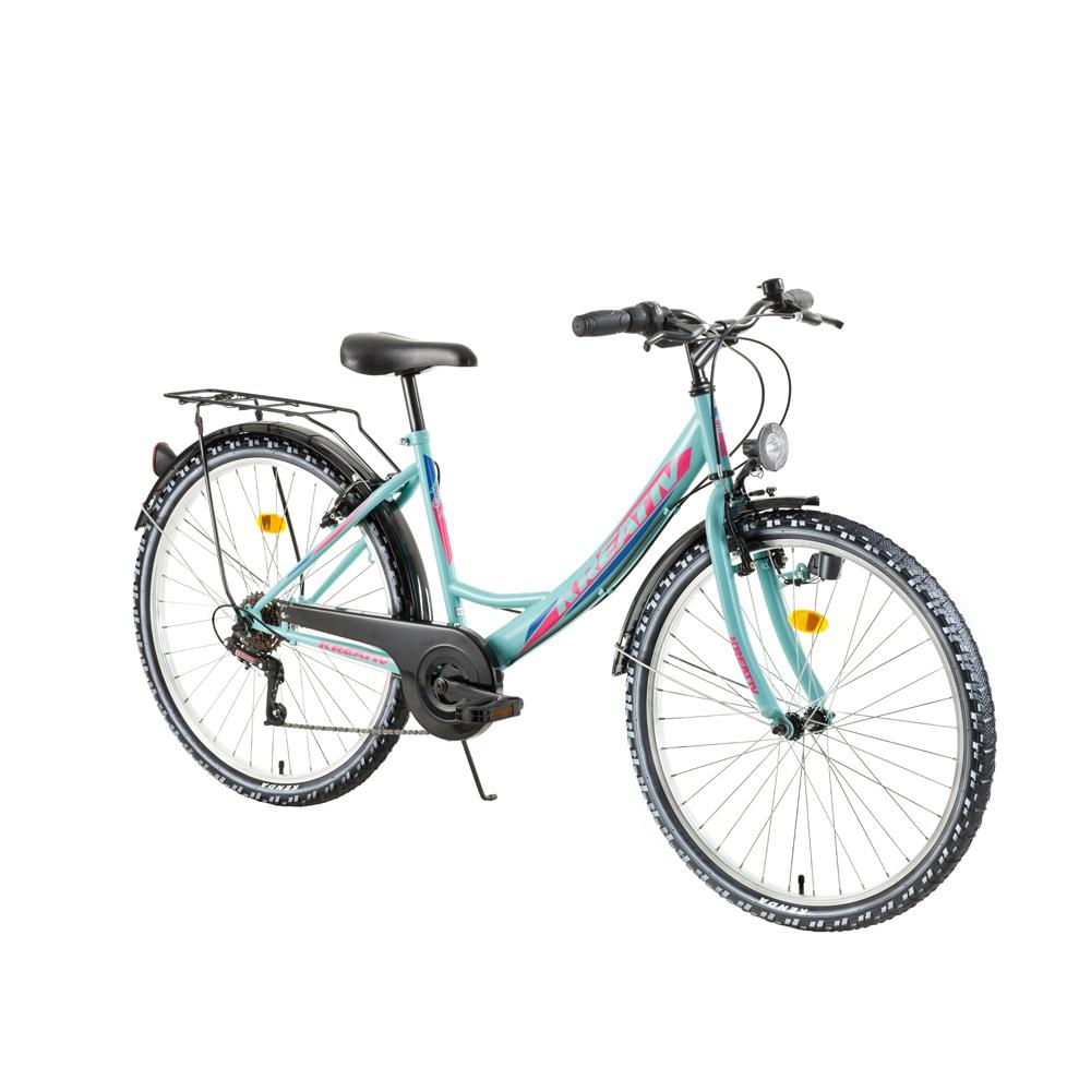 kreativ 2614 26 damen trekking fahrrad modell 2018. Black Bedroom Furniture Sets. Home Design Ideas