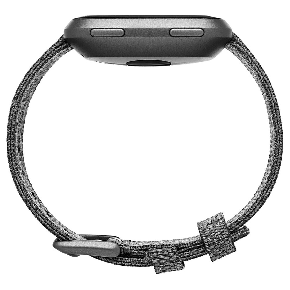 3ffa278a4b9 Chytré hodinky Fitbit Versa Charcoal Woven - inSPORTline