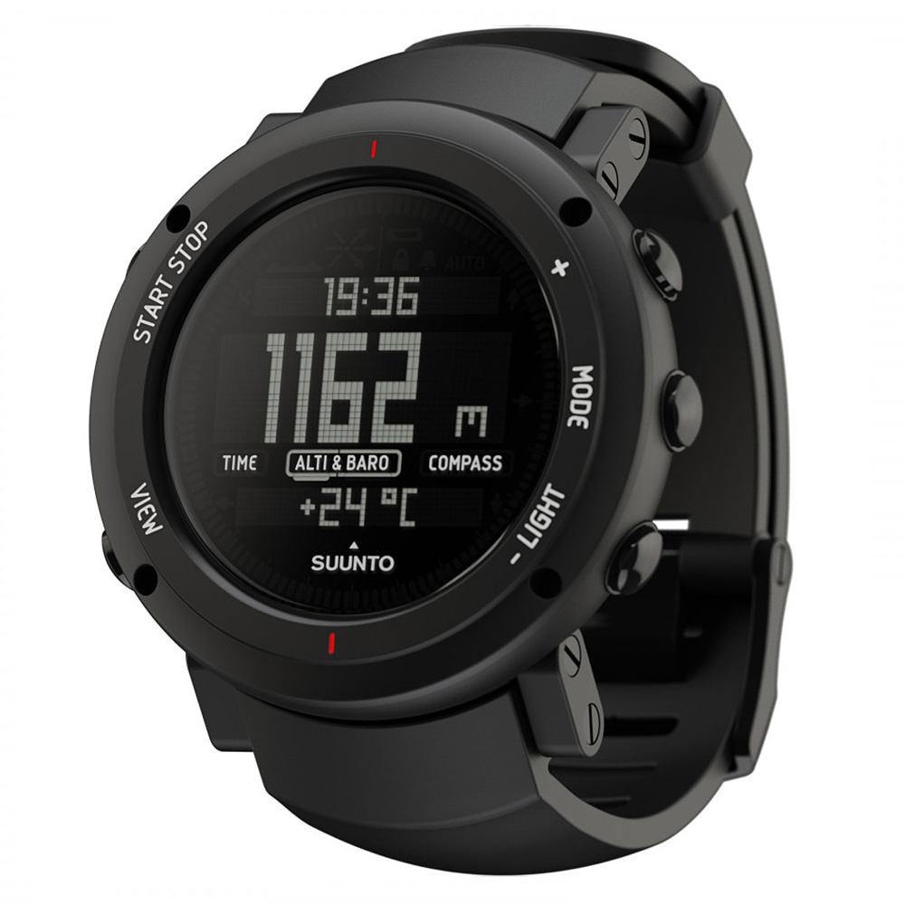 suunto core alu deep black outdoor uhr insportline. Black Bedroom Furniture Sets. Home Design Ideas
