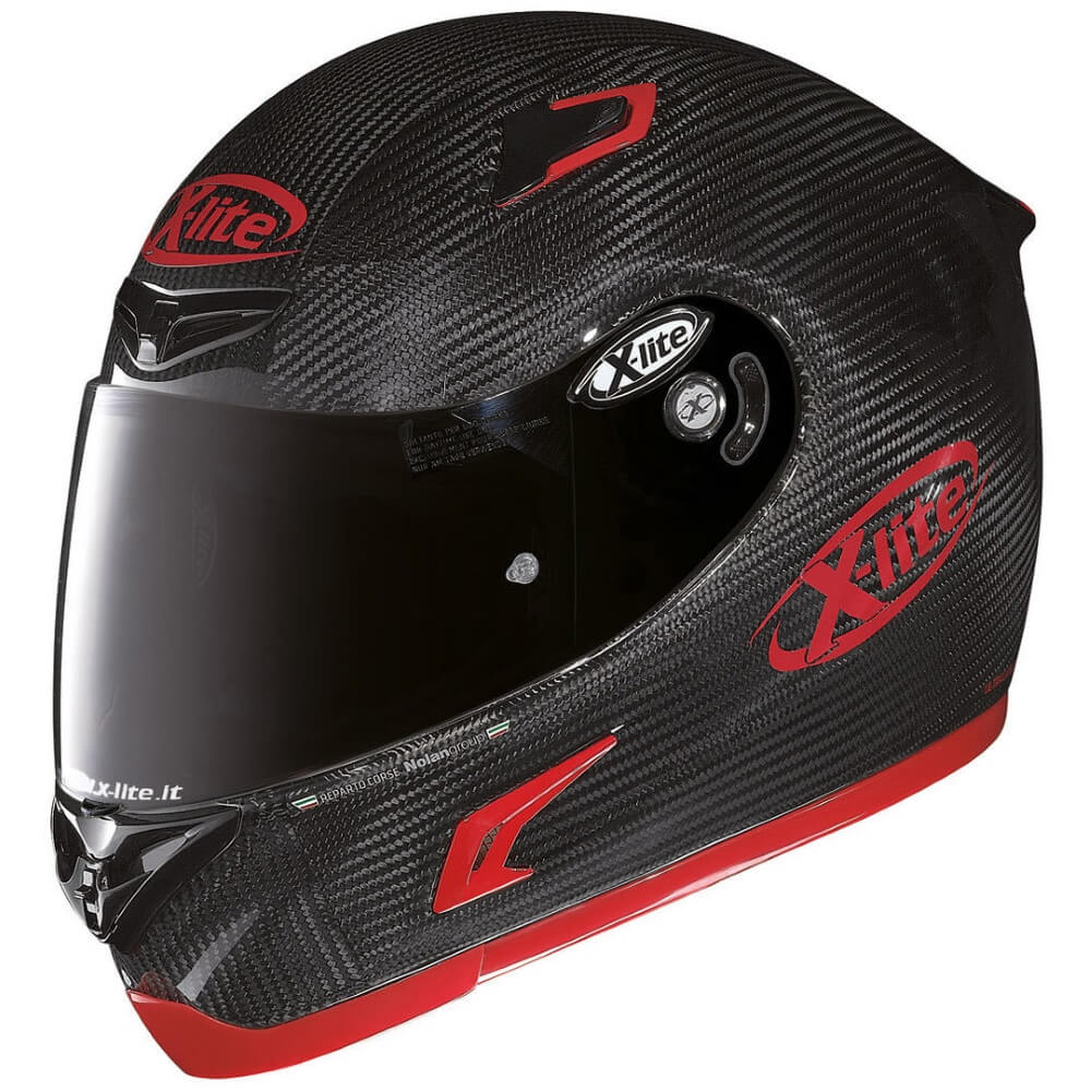 x lite x 802rr puro sport carbon motorradhelm insportline. Black Bedroom Furniture Sets. Home Design Ideas