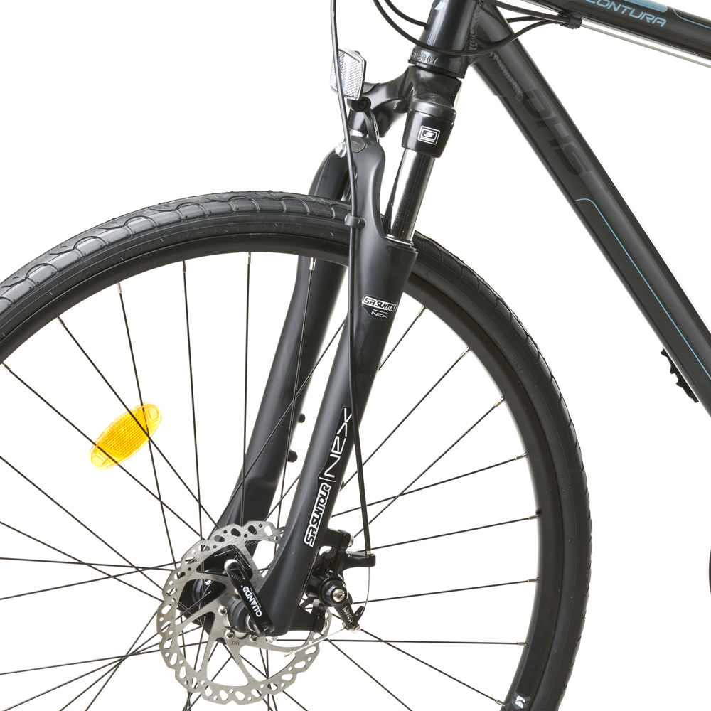 das crossing fahrrad dhs contura 2867 28 das modell 2015 insportline. Black Bedroom Furniture Sets. Home Design Ideas