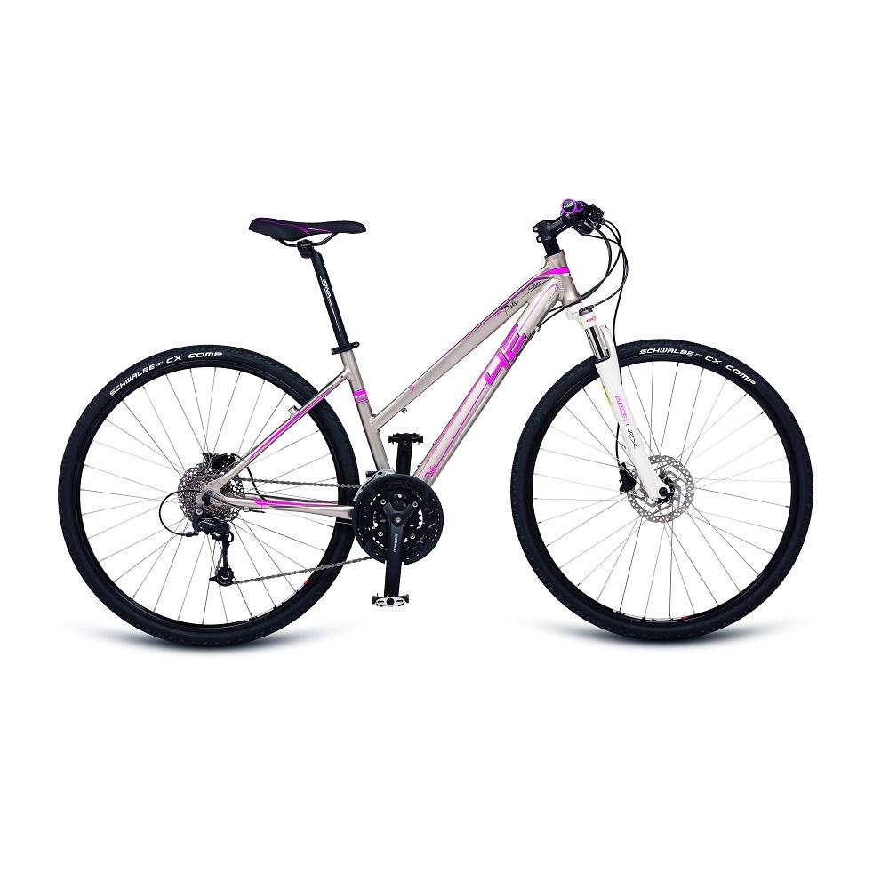 4ever pulse disc 28 39 39 damen cross fahrrad modell 2017. Black Bedroom Furniture Sets. Home Design Ideas