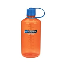 NALGENE Narrow Mouth 1l Outdoor Flasche - Orange 32 NM