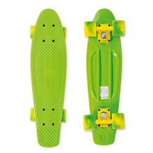 Penny Board Street Surfing Beach Board - California Dream, Grün