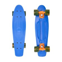 Penny Board Street Surfing Beach Board - Ocean Breeze, Blau