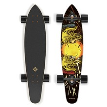"Street Surfing Kicktail - Spartans 36"" Longboard"