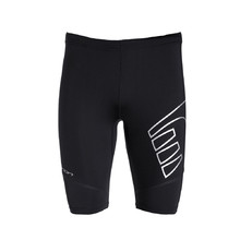 Damen-Lauf-Kompressionshose Newline Iconic Compression - kurz
