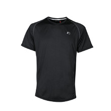 Kinder-Lauf-T-Shirt Newline Base - schwarz