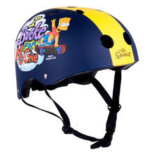 Freestyle Kinderhelm Bart Simpson