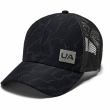 Under Armour Men's Blitzing Trucker 3.0 Kappe - schwarz