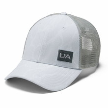 Under Armour Men's Blitzing Trucker 3.0 Kappe - Halo Gray
