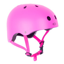 WORKER Neonik Freestyle-Helm - rosa