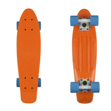 "Fish Classic 22"" Penny Board - Orange-White-Blue"