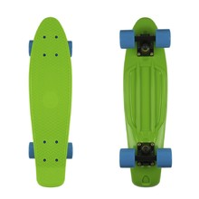 "Fish Classic 22"" Penny Board - Green-Black-Blue"