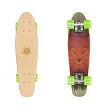 "Fish Classic Wood 22"" Penny Board"