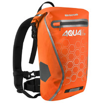 Oxford Aqua V20 Backpack Wasserdichter Rucksack 20l - orange