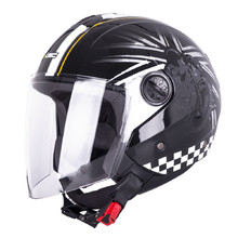W-TEC FS-715B Union Black offener Helm