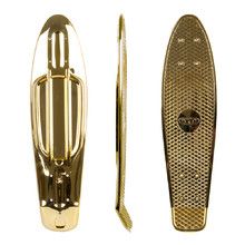 "WORKER Mirria 22.5*6"" Penny Board - golden"