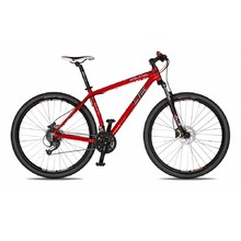 4EVER Sceleton 29'' Mountainbike - Modell 2018 - rot