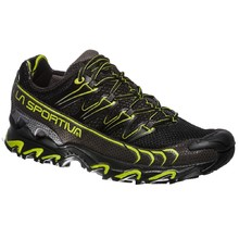 La Sportiva Ultra Raptor Herren Laufschuhe - Black/Apple Green