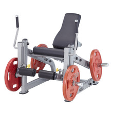 Steelflex PlateLoad line PLLE Beintrainer - grau