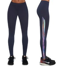 BAS BLACK Cosmic Damen Leggings - blau