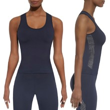 BAS BLACK Imagin-Top 50 Damen Sporttop - blau