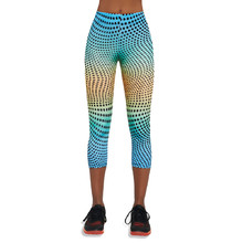 BAS BLACK Wave 70 Damen Leggings - bunt