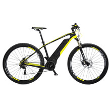 Crussis e-Carbon C.1 elektrisches Mountainbike - Modell 2018