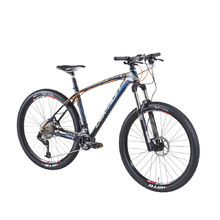 "Mountainbike Devron Riddle H7.7 27,5"" - Modell 2016 - Race Schwarz"