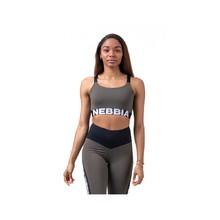 Nebbia Lift Hero Sports 515 Damen Mini-Top - Safari
