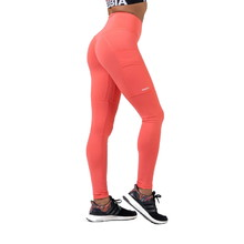 Nebbia High Waist Fit&Smart 505 Damen Leggings - Peach