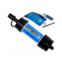 Sawyer SP128 Mini Wasserfilter Outdoor fűr die Reise