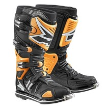 AXO A2 Motocross-Stiefel - orange