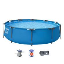 Bestway Steel Pro Max 305 x 76 cm Pool mit Filter