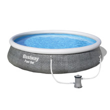 Bestway Fast Set 396 x 84 cm Pool mit Filter