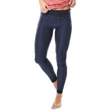 Jobe Discover Denim Damen Sportleggings - blau