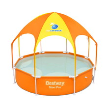 Bestway Splash-In-Shade 244 x 51 cm Pool mit Dach