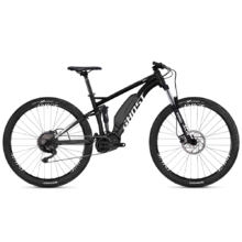 "Ghost Kato FS S3.9 29"" - Elektro Vollgefedertes Fahrrad Modell 2019 - Night Black / Star White"
