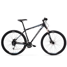 "Kross Hexagon 8.0 27,5"" Mountainbike - Modell 2020 - schwarz/graphit/metall"