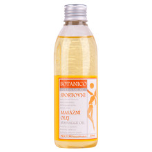 Sport-Massageöl Botanico 200 ml