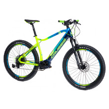 E-Mountainbike Crussis e-Atland 9.6-S - model 2021