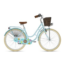 "KELLYS CLASSIC DUTCH 28"" - model 2019 Stadtfahrrad - Blau"