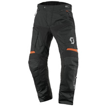 MSCOTT Dualraid DP Motorradhose - Black-Orange
