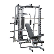 Body-Solid DELUXE GS348QP4 Multipress