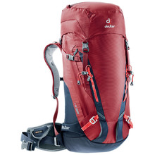 DEUTER Guide 35+ 2017 Alpin-Rucksack - cranberry-navy