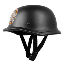 Sodager Route 66 Retro ofenner Motorradhelm
