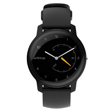 Withings Move Kluge Uhr - Black/Yellow
