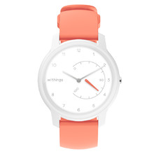 Withings Move Kluge Uhr - White/Coral